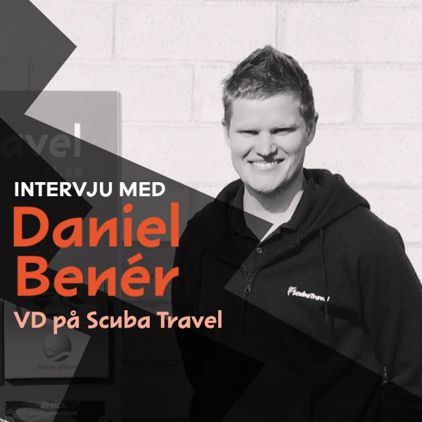 Intervju med Scuba Travels VD