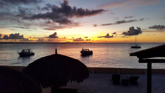 Bonaire_sunset